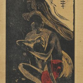 Paul Gauguin-Te Faruru (Here We Make Love), From: Noa Noa-1894