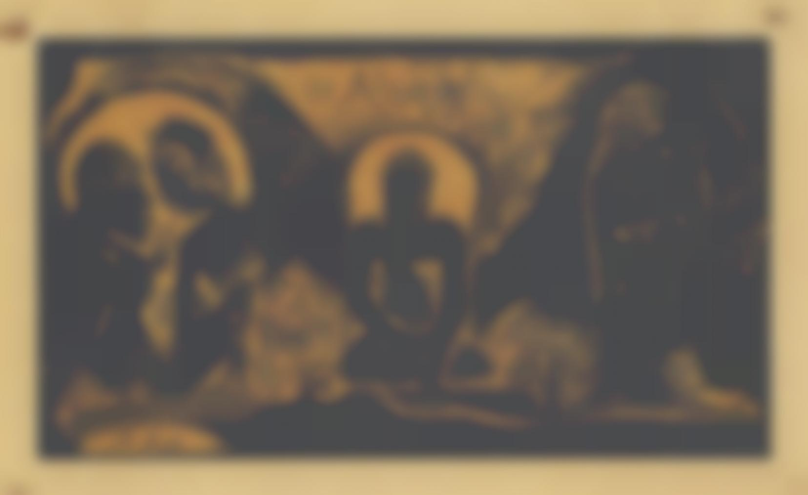 Paul Gauguin-Te Atua (The Gods), From: Noa Noa-1894