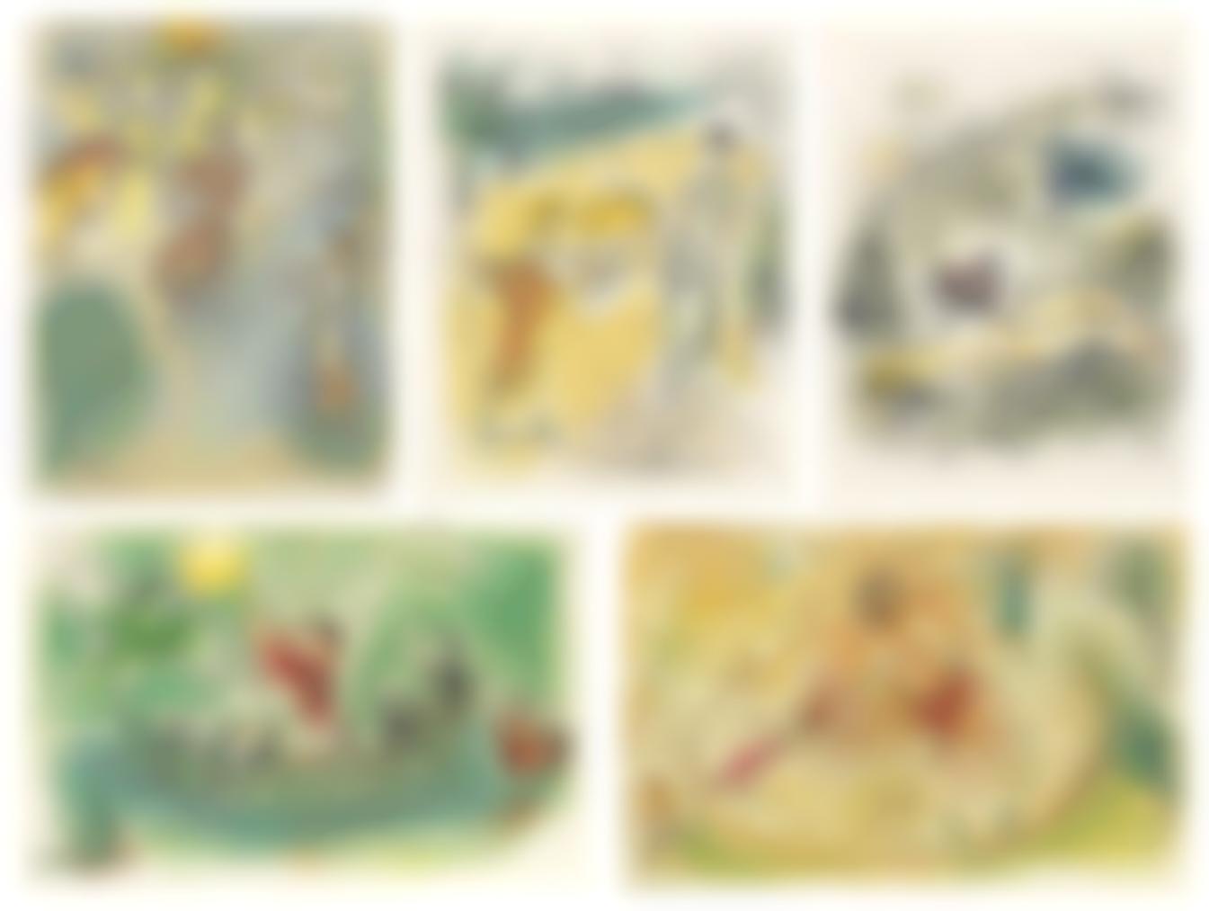 Marc Chagall-Lodyssee-1975