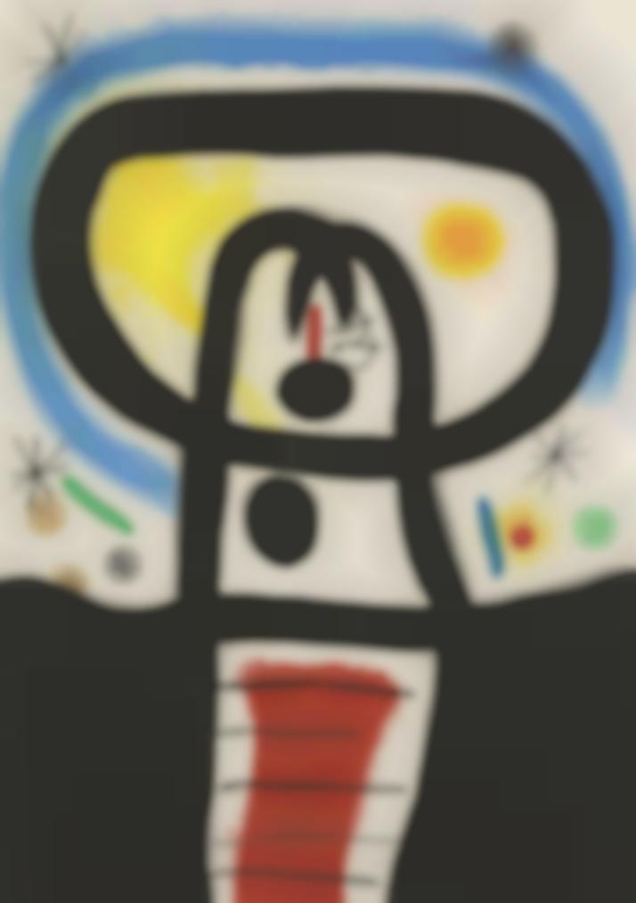 Joan Miro-Equinoxe-1967