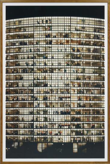 Andreas Gursky-May Day V-2006