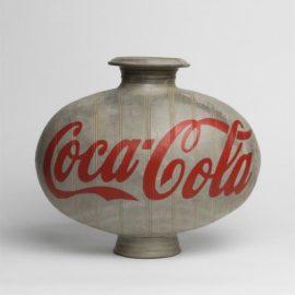 Ai Weiwei-Coca-Cola Vase-2014
