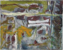 Peter Doig-White Canoe (Version)-1993