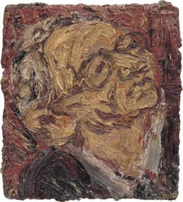 Leon Kossoff-Head Of Chaim-1989