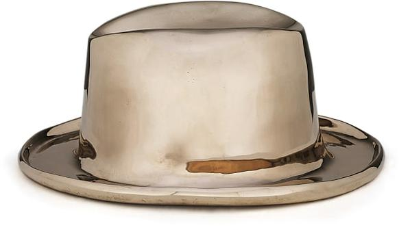 Sherrie Levine-Untitled (Hat)-2011