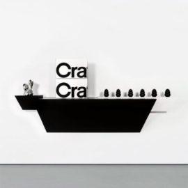 Haim Steinbach-Crate & Barrel 2-2008