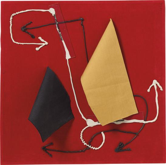 Martin Kippenberger-Ohne Titel (Nun Entscheiden Sie Sich Mal. Sie Konnen Nicht Vergleichen)-1985