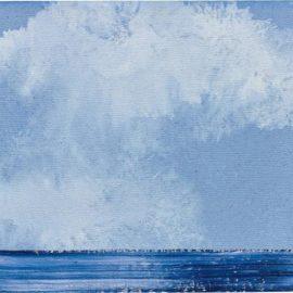 Miquel Barcelo-La Mer Avec Nuages-2002