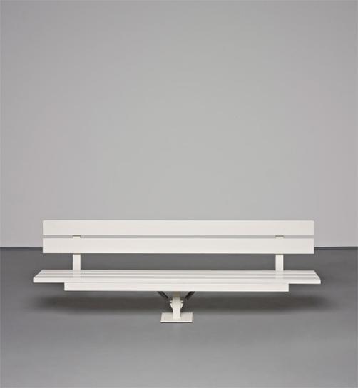 Jeppe Hein-Modified Social Bench #8-2005