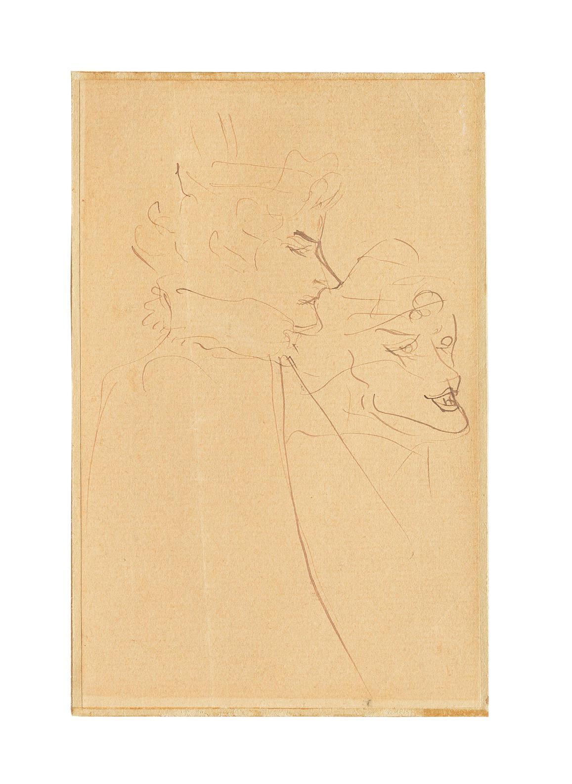 Henri de Toulouse-Lautrec-Pourquoi Pas?-1893