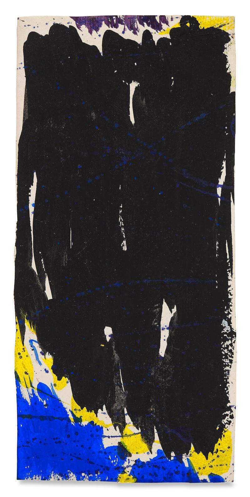 Sam Francis-Untitled (Sf59-027)-1959