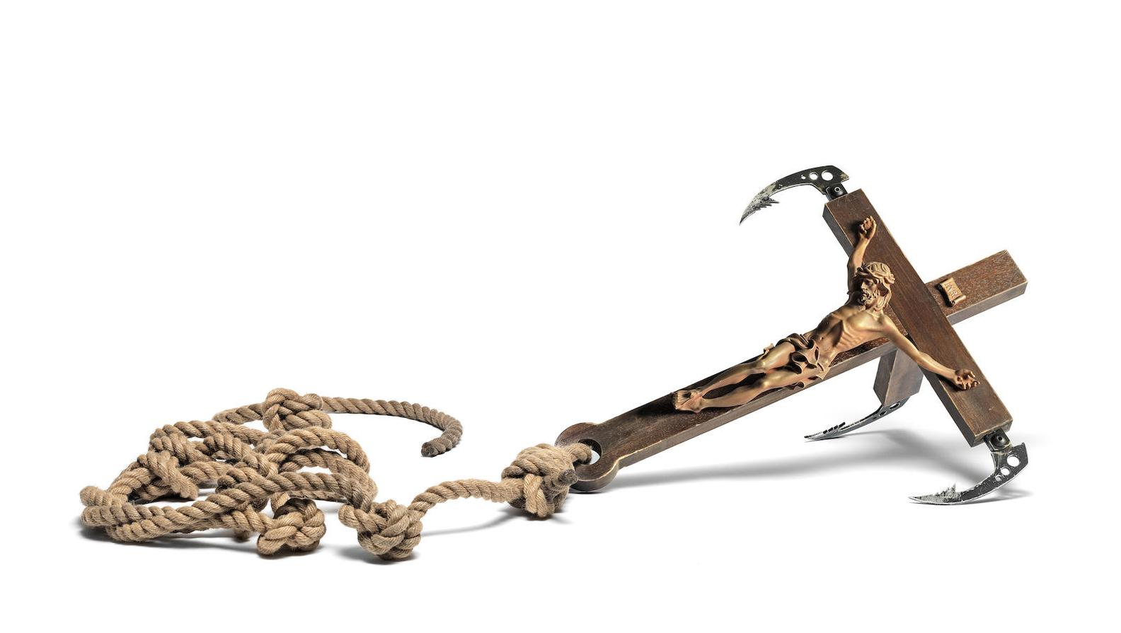 Banksy-Grappling Hook-2017