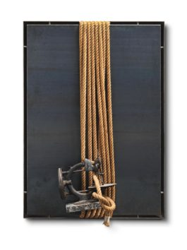 Jannis Kounellis-Untitled-1989