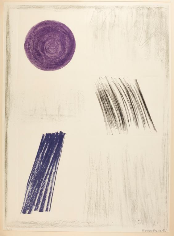 Barbara Hepworth-Autumn Shadow-1969
