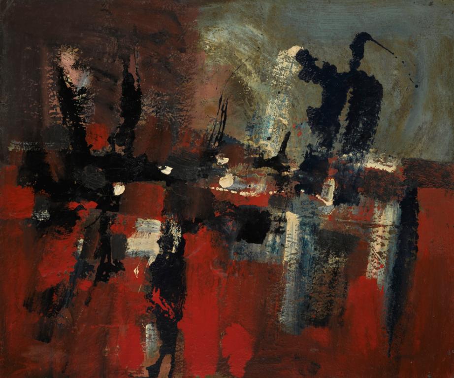 Denis Bowen-Untitled-1955