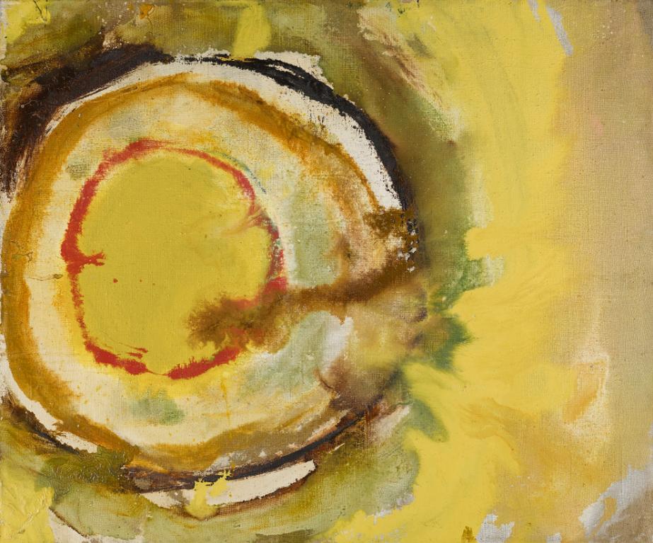 Gillian Ayres-Untitled-1961