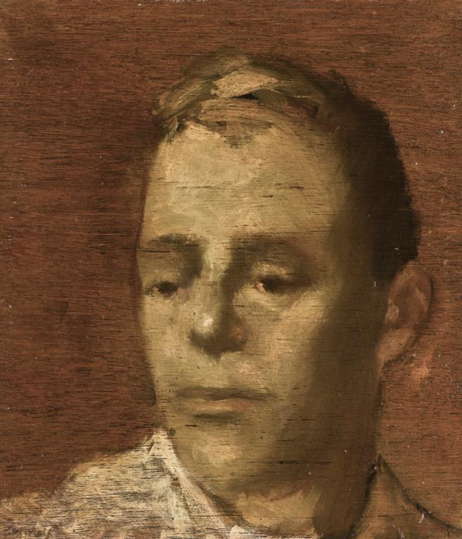 Stephen Conroy-Head Study-1987