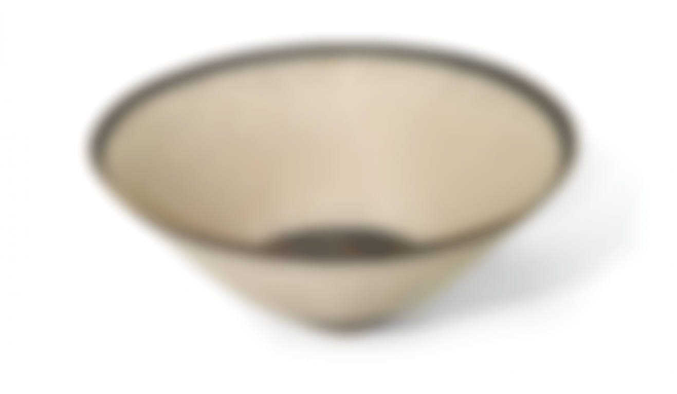 Dame Lucie Rie - Bowl-1975