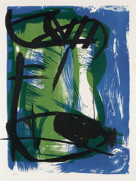 Peter Lanyon-Cornish Landscape-1958