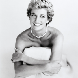 Patrick Demarchelier-Princess Diana, London, 1990-1990