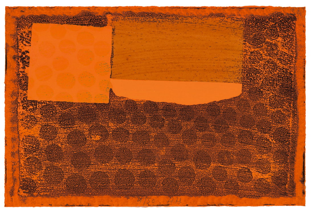Howard Hodgkin-Breakfast (H. 46)-1978