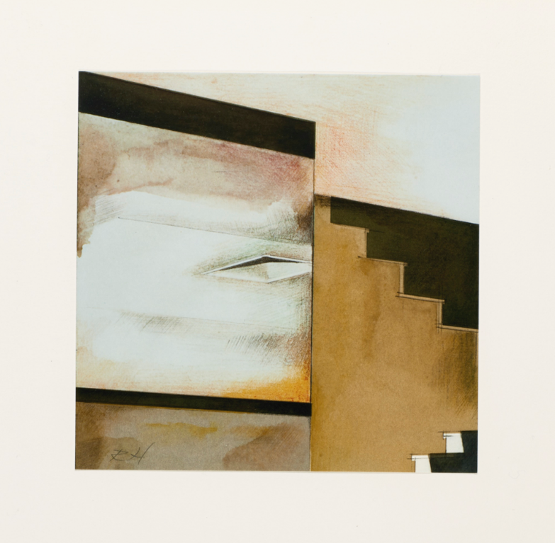 Richard Hamilton-Untitled (Various Details Of The Print Lobby) (See L. 142 And Page 266)-1985