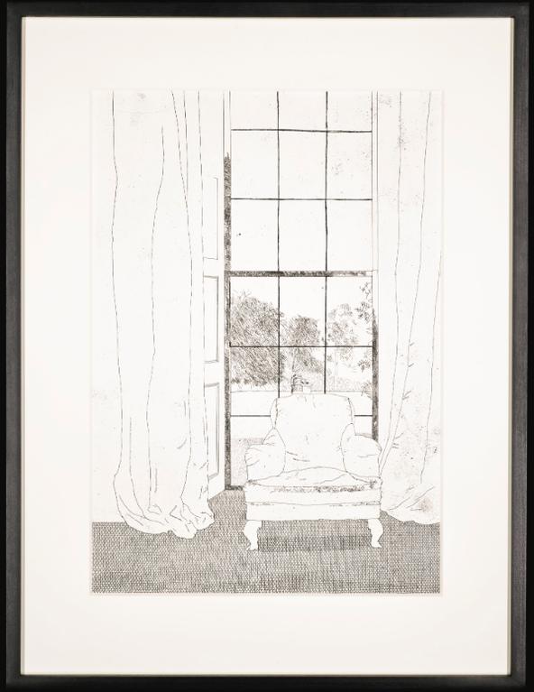 David Hockney-Home (S.A.C. 87; Mca Tokyo 84)-1969