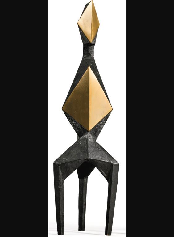 Lynn Chadwick-Shiny Diamond II-1970