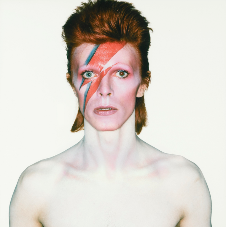 Brian Duffy-Aladdin Sane (Eyes Open And Eyes Closed), 1973-1973
