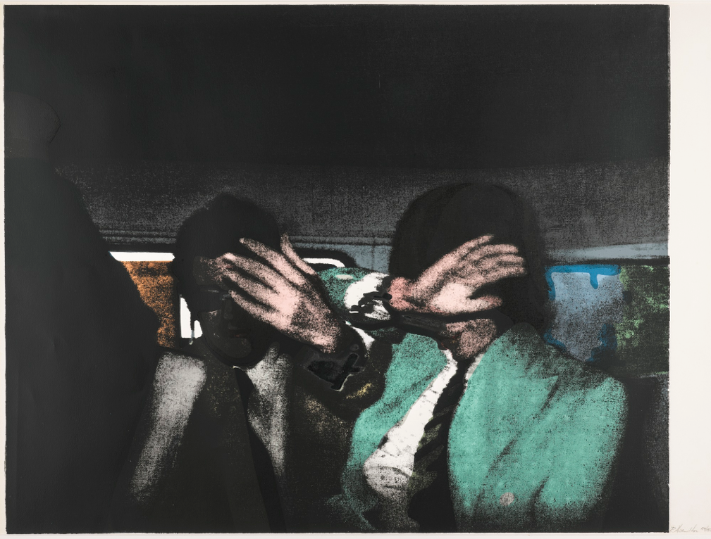 Richard Hamilton-Release (L. 83)-1972