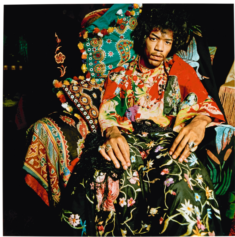 Terence Donovan-Jimi Hendrix, London, August 1967-1967