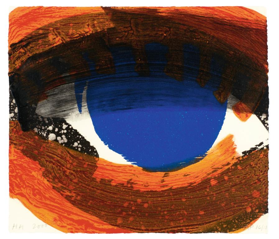 Howard Hodgkin-Eye (H. 102)-2000