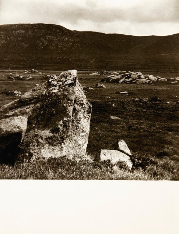 Bill Brandt-Connemara, Landscape Study-1945
