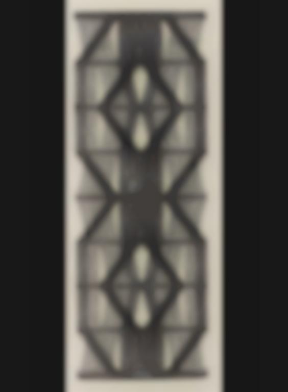Peter Collingwood-2-Dimensional Macrogauze, Model M63-