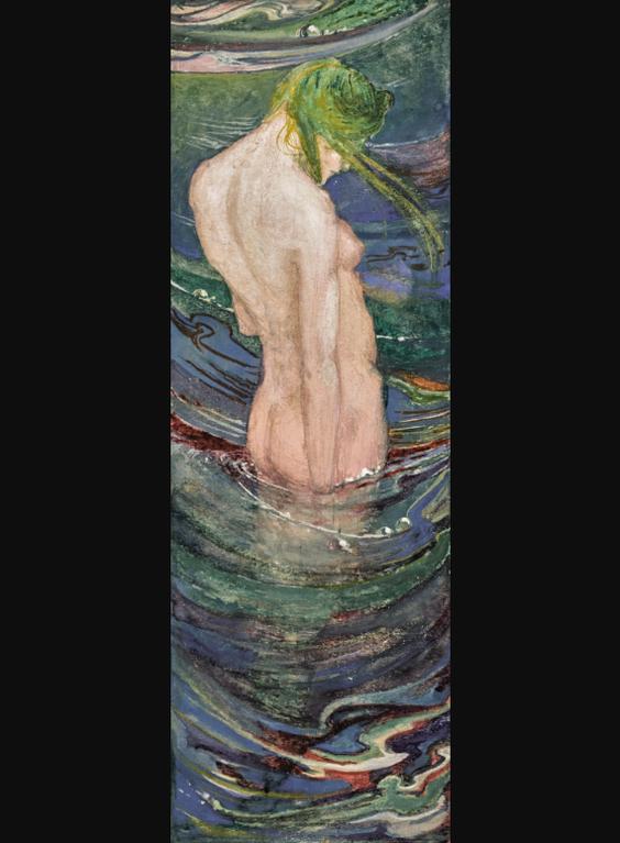 Glyn Philpot - The Mermaid-1903