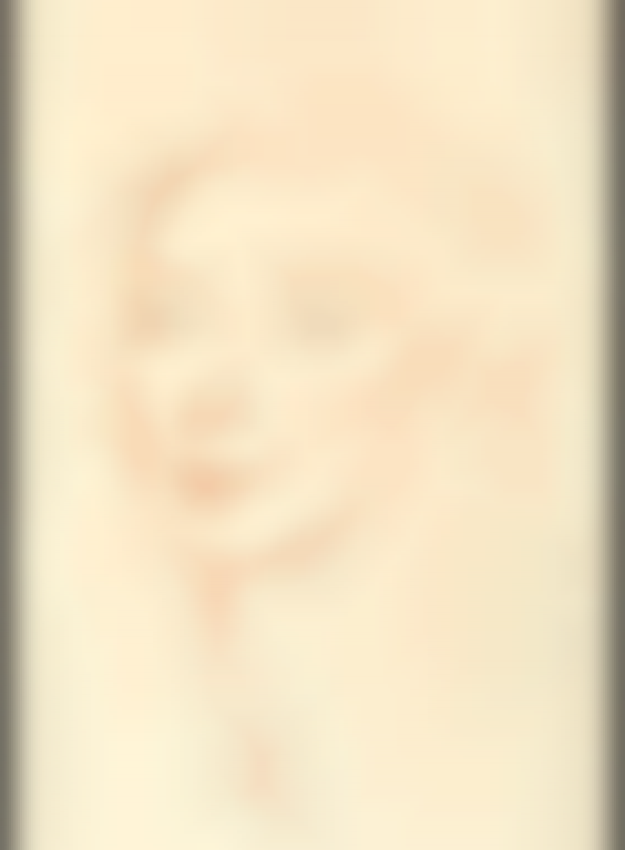 Augustus Edwin John-Drawing Of Poppet-1942