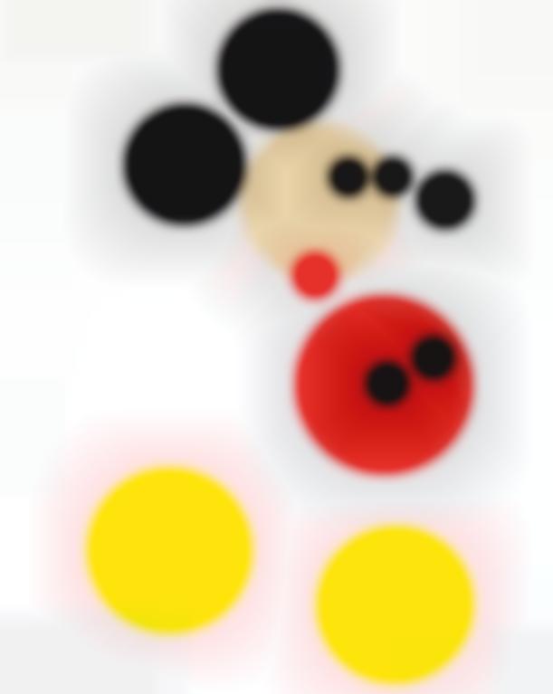 Damien Hirst-Mickey-2014