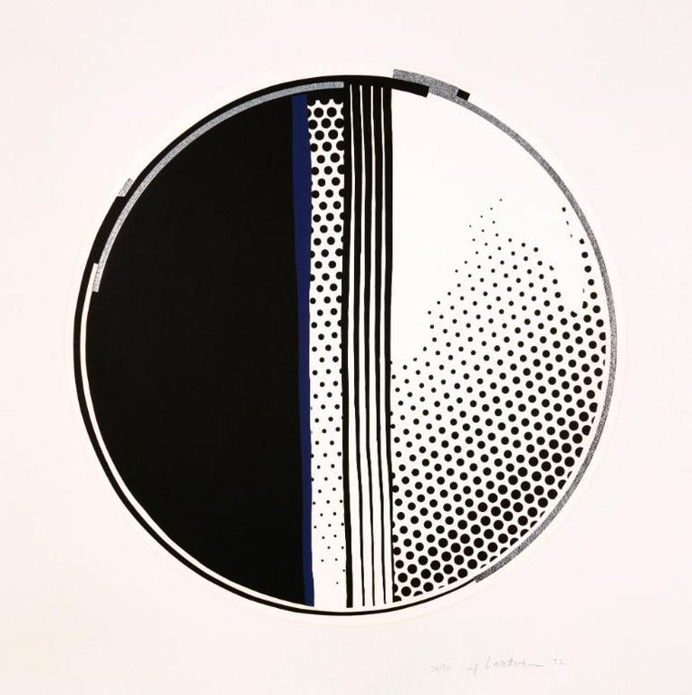 Roy Lichtenstein-Mirror #1 (C. 106)-1972