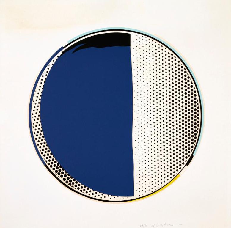 Roy Lichtenstein-Mirror #3 (C. 108)-1972