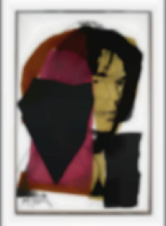 Andy Warhol-Mick Jagger (F. & S. II.139)-1975