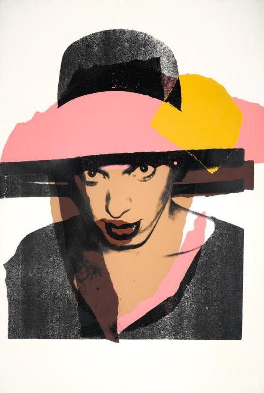 Andy Warhol-Ladies & Gentlemen (F. & S. II.130)-1975