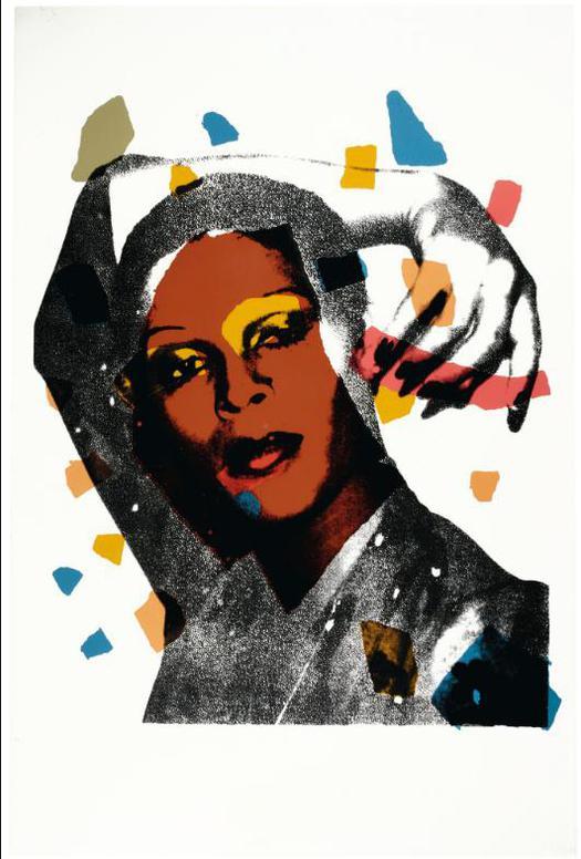 Andy Warhol-Ladies & Gentlemen (F. & S. II.135)-1975