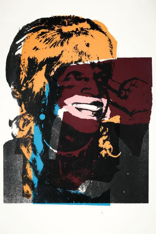 Andy Warhol-Ladies & Gentlemen (F. & S. II.133)-1975