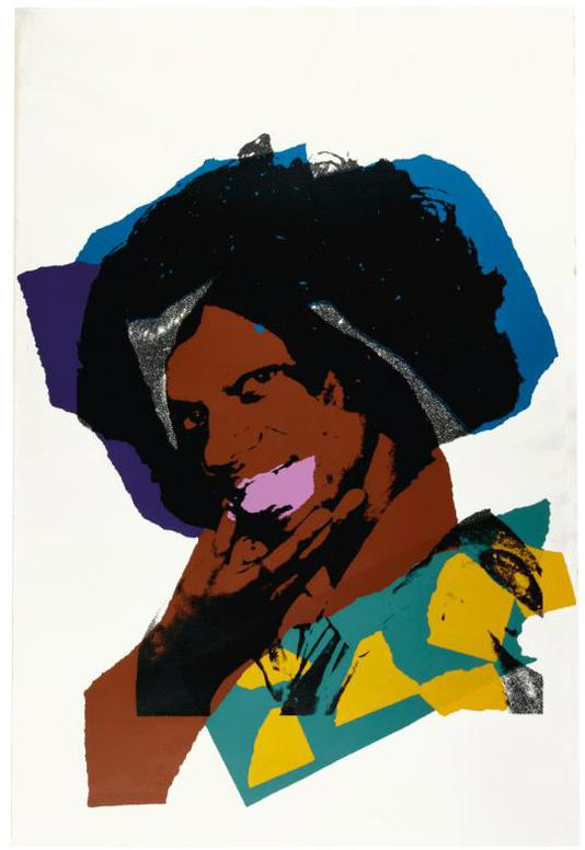 Andy Warhol-Ladies & Gentlemen (F. & S. II.137)-1975