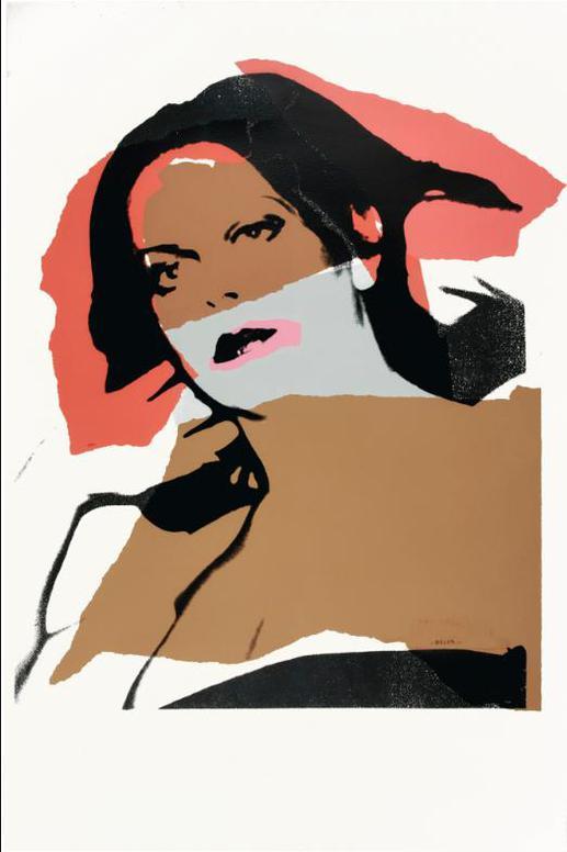 Andy Warhol-Ladies & Gentlemen (F. & S. II.134)-1975