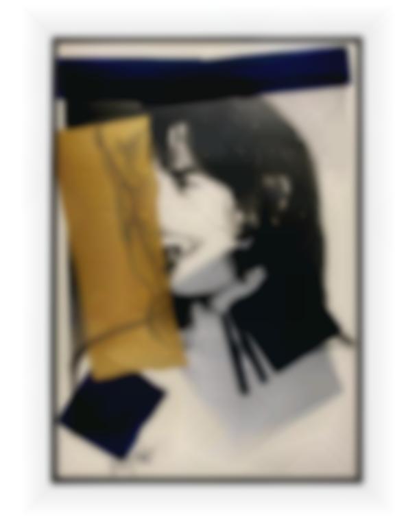 Andy Warhol-Mick Jagger (F. & S. II.142)-1975