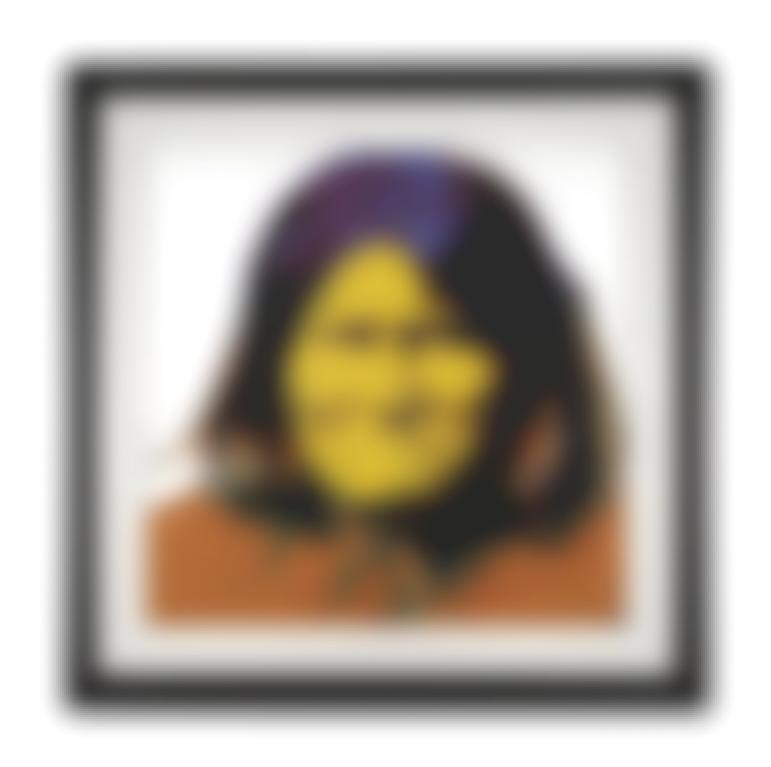 Andy Warhol-Geronimo (F. & S. II.384)-1986
