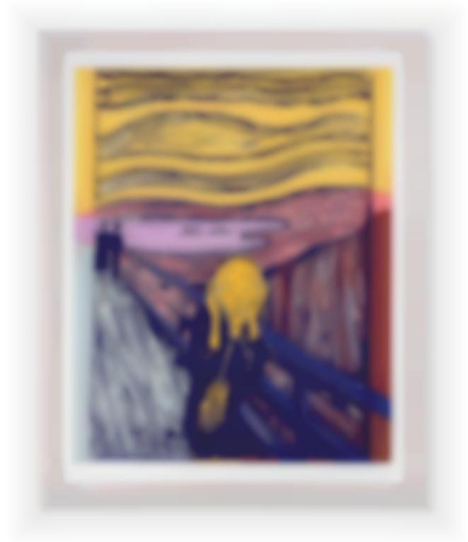 Andy Warhol-The Scream (After Munch) (F. & S. IIIa.58)-1984