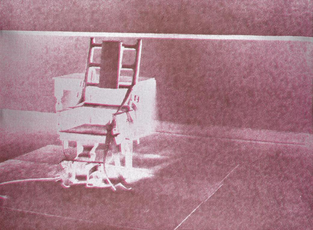 Andy Warhol-Electric Chair (F. & S. II.78)-1971