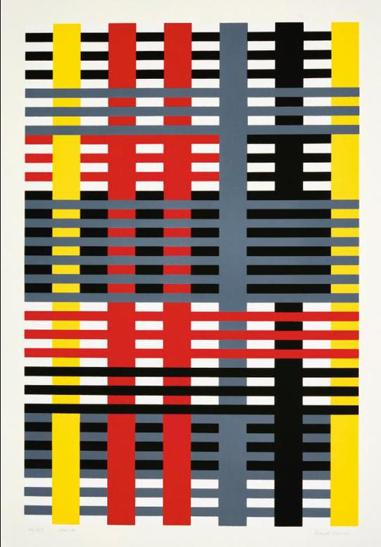 Anni Albers-Connections-1984